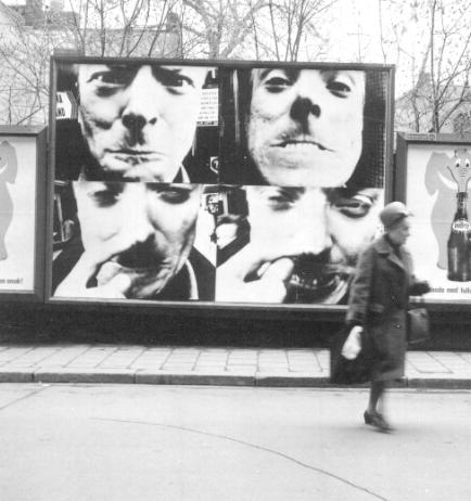 CLICK ON THIS PICTURE and see more of Ture Sjolander's outdoor Exhibition from 1965.